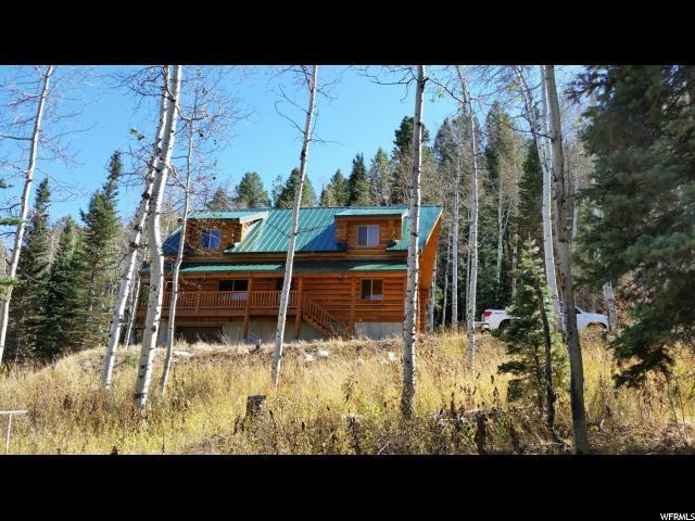 631 Porcupine Loop, Wanship, UT 84017 (MLS #1597560) :: High Country Properties