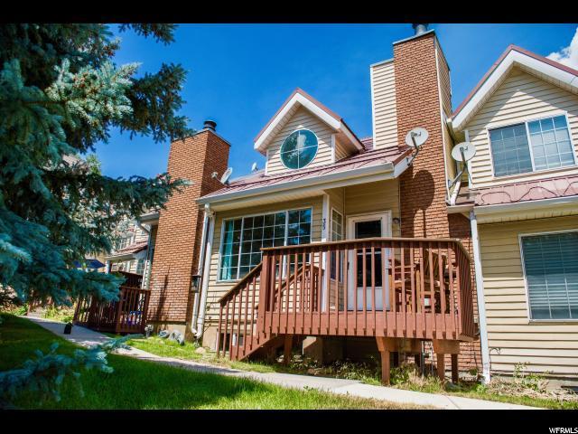 2953 W Wildflower Ct #35, Park City, UT 84098 (MLS #1597612) :: High Country Properties