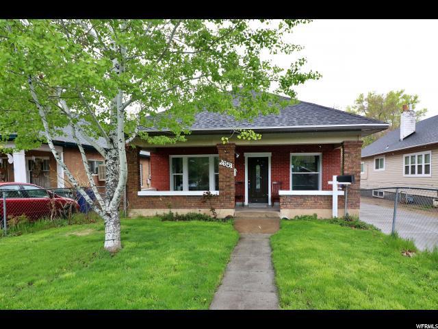 2651 S Van Buren Ave E, Ogden, UT 84401 (#1597683) :: Von Perry | iPro Realty Network