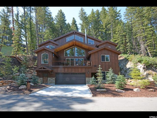 455 Upper Evergreen, Park City, UT 84098 (MLS #1597686) :: High Country Properties