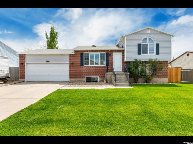6283 W 2900 S, West Valley City, UT 84128 (#1597731) :: Keller Williams Legacy