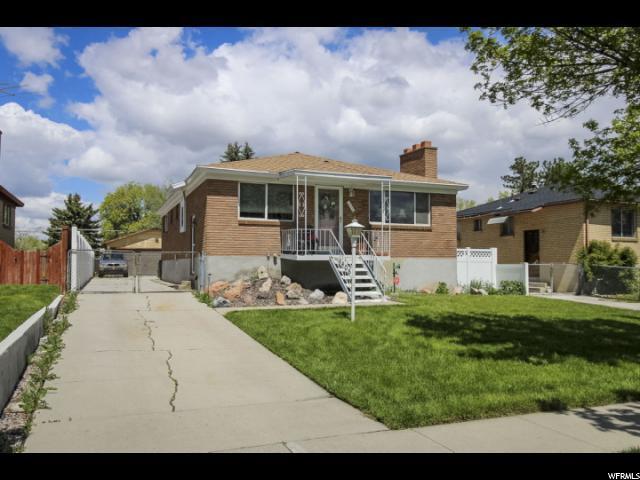 1408 W 500 S, Salt Lake City, UT 84104 (#1597772) :: Big Key Real Estate