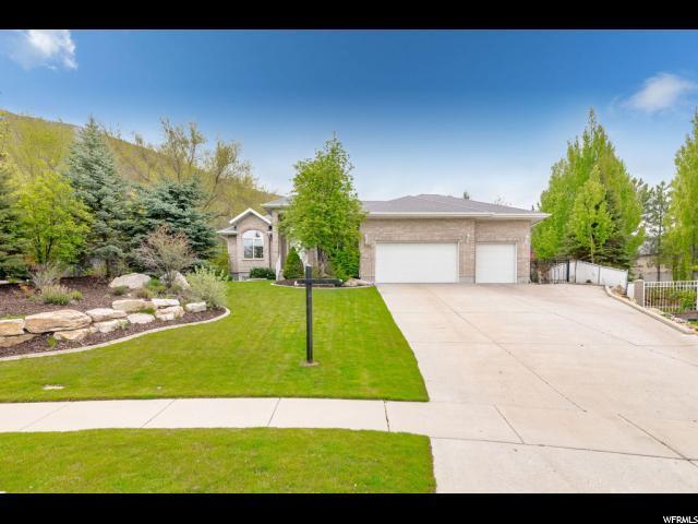 1776 E Horizon Point Cir, Draper, UT 84020 (#1597811) :: Bustos Real Estate | Keller Williams Utah Realtors