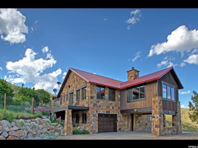 1784 Kent Canyon Dr #2, Wanship, UT 84017 (#1598002) :: Bustos Real Estate | Keller Williams Utah Realtors