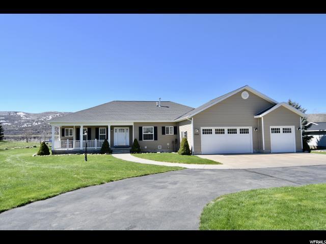2414 Crestview Dr, Woodland, UT 84036 (MLS #1598024) :: High Country Properties