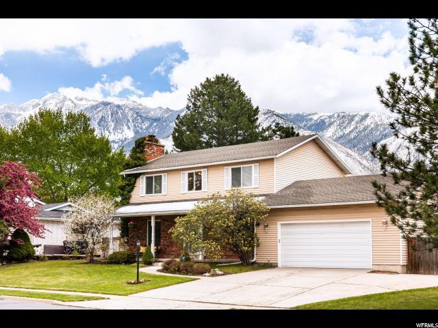1542 E Hidden Valley Rd S, Sandy, UT 84092 (MLS #1598038) :: Lawson Real Estate Team - Engel & Völkers