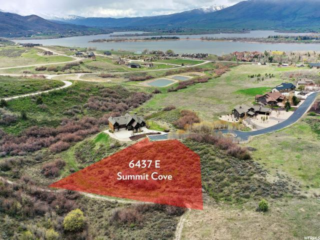 6437 E Summit Cove, Huntsville, UT 84317 (#1598137) :: Action Team Realty