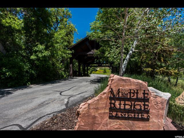 5948 N Triple Crown Trl, Oakley, UT 84055 (MLS #1598267) :: High Country Properties
