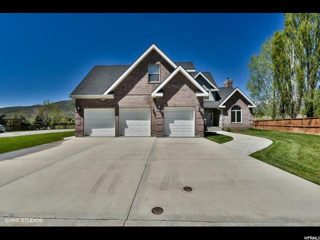 913 N Swiss Farm Ct W, Midway, UT 84049 (MLS #1598298) :: High Country Properties