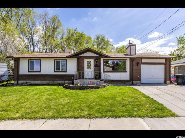 748 N 300 E, Bountiful, UT 84010 (#1598305) :: Keller Williams Legacy