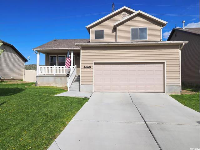 4668 N Long Way W, Eagle Mountain, UT 84005 (#1598334) :: Action Team Realty