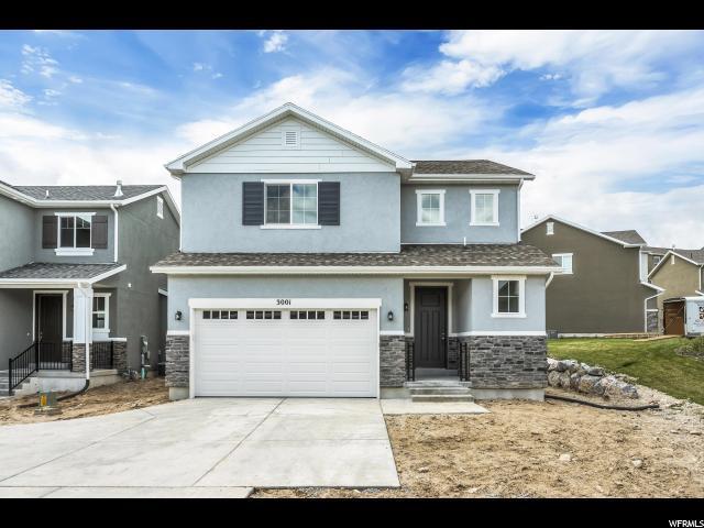 3001 S Red Pine Dr #2308, Saratoga Springs, UT 84045 (#1598385) :: Keller Williams Legacy