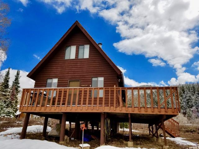 346 Targhee Dr #346, Oakley, UT 84055 (MLS #1598434) :: High Country Properties