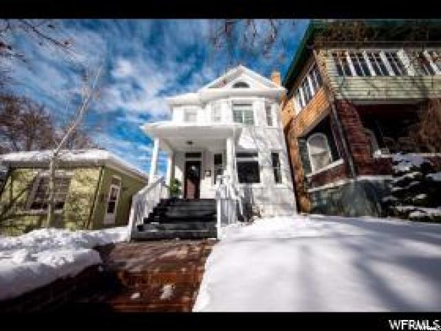 813 E 1ST Ave, Salt Lake City, UT 84103 (#1598453) :: Colemere Realty Associates
