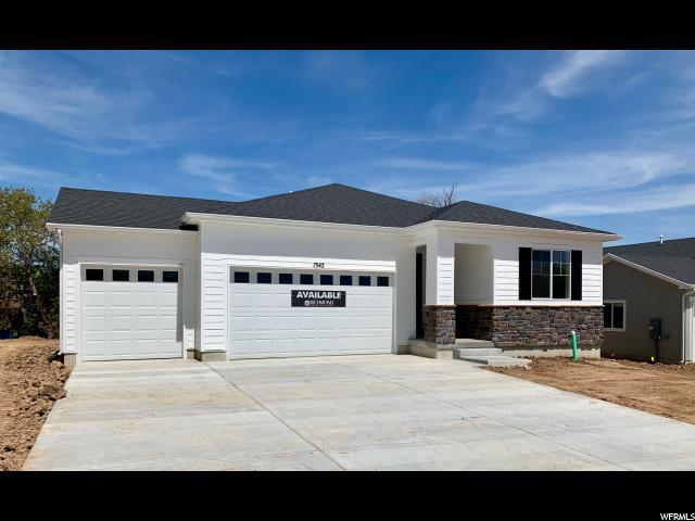 1342 W Autumn Brook Ln #8, Riverdale, UT 84405 (MLS #1598509) :: Lawson Real Estate Team - Engel & Völkers