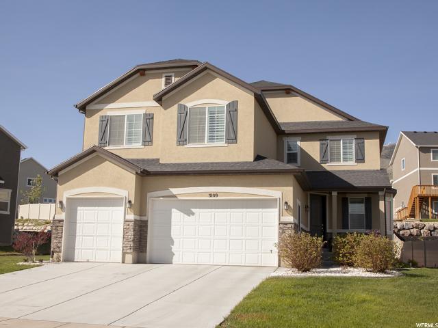 3109 S Lori Ln, Saratoga Springs, UT 84045 (#1598721) :: The Fields Team