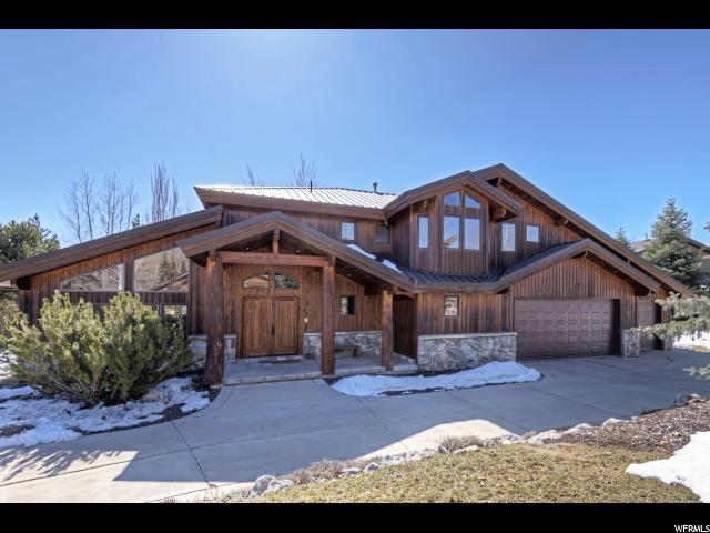 2897 American Saddler, Park City, UT 84060 (#1598747) :: goBE Realty