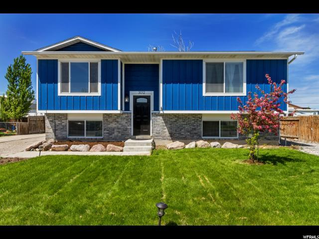 3012 S Kapford Dr W, West Valley City, UT 84128 (#1598755) :: Keller Williams Legacy