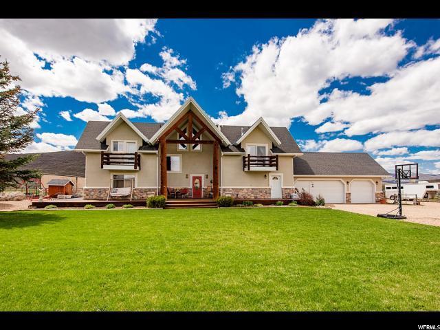 1630 Hallam Rd #8, Kamas, UT 84036 (MLS #1598802) :: High Country Properties