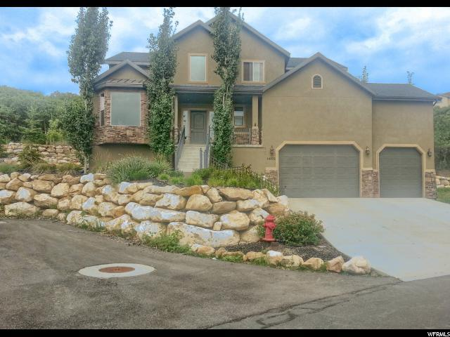 14972 S Winged Bluff Ln, Draper, UT 84020 (#1598828) :: goBE Realty