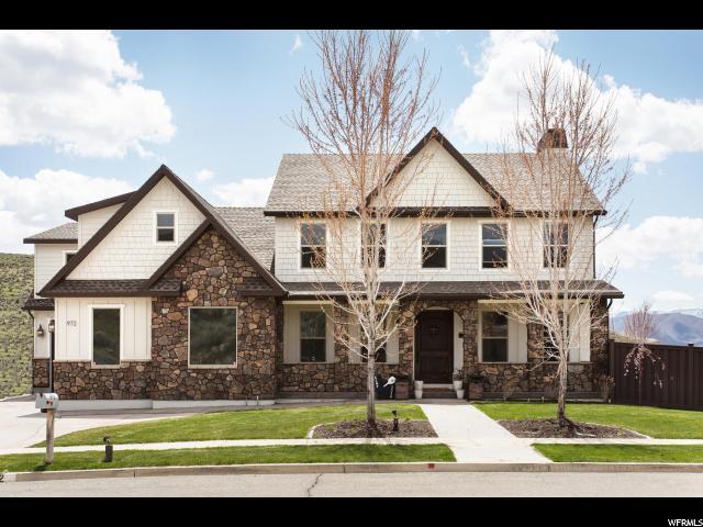 972 E Garden Dr, Heber City, UT 84032 (MLS #1598843) :: High Country Properties