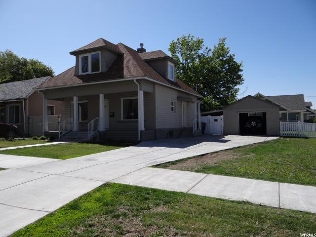 963 E 23RD St, Ogden, UT 84401 (#1598845) :: Von Perry | iPro Realty Network