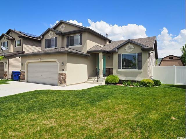 158 N Walton Ct, North Salt Lake, UT 84054 (#1598938) :: Keller Williams Legacy