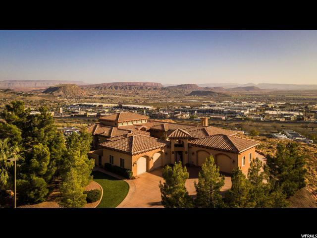 6 N Lions Head Cir, Washington, UT 84780 (MLS #1599046) :: Lawson Real Estate Team - Engel & Völkers