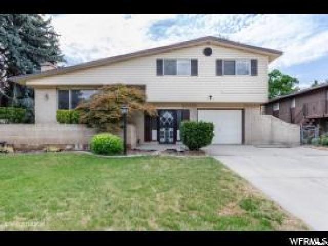 777 E Ridgeview Dr, South Ogden, UT 84403 (#1599202) :: Keller Williams Legacy