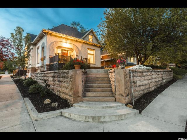 903 E 1ST Ave N, Salt Lake City, UT 84103 (#1599205) :: Action Team Realty