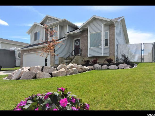 4863 S 4050 W, Roy, UT 84067 (#1599301) :: Bustos Real Estate | Keller Williams Utah Realtors