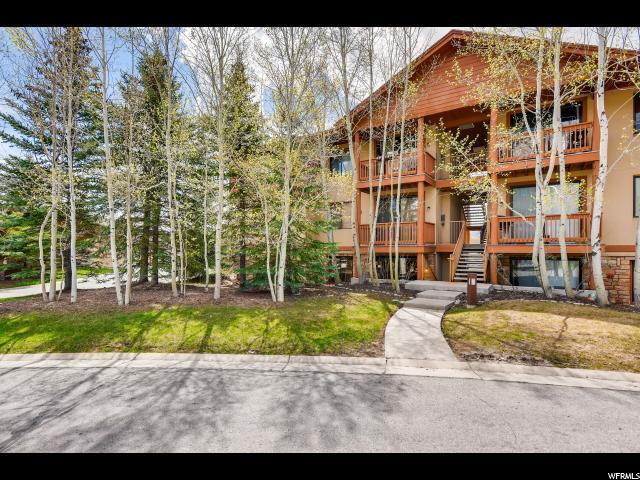 1600 W Pinebrook Blvd H-4, Park City, UT 84098 (MLS #1599308) :: High Country Properties