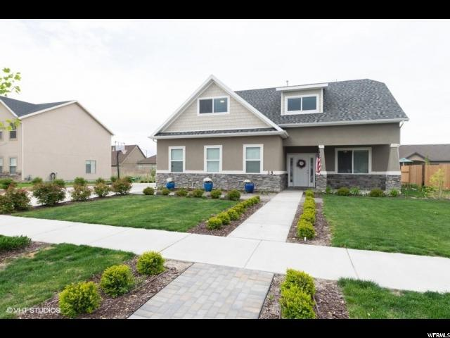 35 N 450 W, Springville, UT 84663 (#1599324) :: Keller Williams Legacy