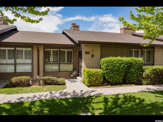 6439 S 1650 E, Cottonwood Heights, UT 84121 (#1599328) :: RE/MAX Equity