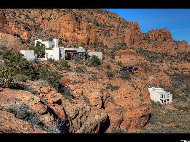 1 Mill Creek Canyon Rd S, Moab, UT 84532 (MLS #1599347) :: High Country Properties