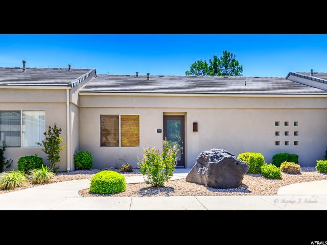 225 N Country Lane #110, St. George, UT 84770 (#1599351) :: RE/MAX Equity