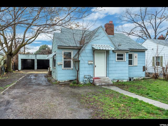 1120 S 800 W, Salt Lake City, UT 84104 (#1599395) :: Big Key Real Estate