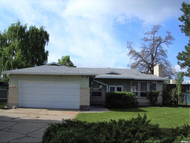 1545 W 1750 N, Layton, UT 84041 (#1599422) :: Action Team Realty