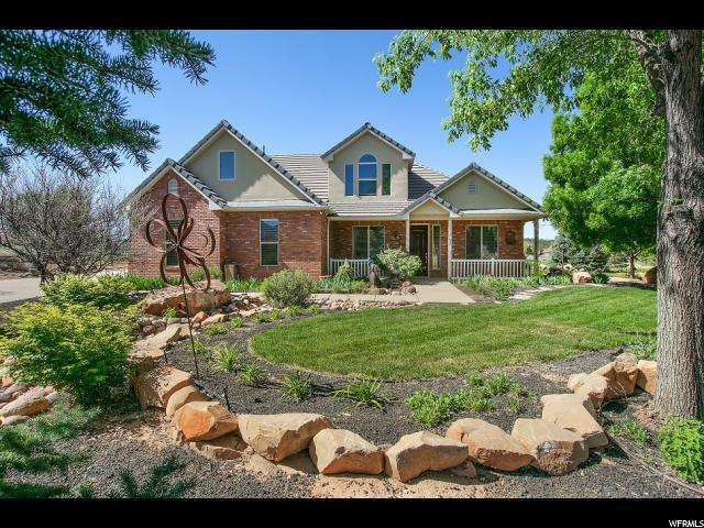 793 N Old Farms Rd, Dammeron Valley, UT 84783 (#1599464) :: RE/MAX Equity