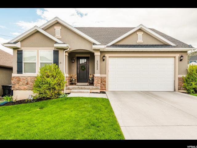 1533 S Lake View Ter, Saratoga Springs, UT 84045 (#1599488) :: Action Team Realty