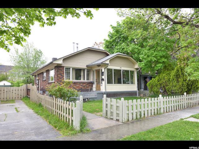 383 N 400 W, Provo, UT 84601 (#1599501) :: Big Key Real Estate