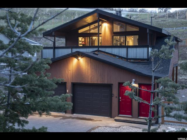 395 Aspen Dr, Park City, UT 84098 (#1599570) :: Keller Williams Legacy