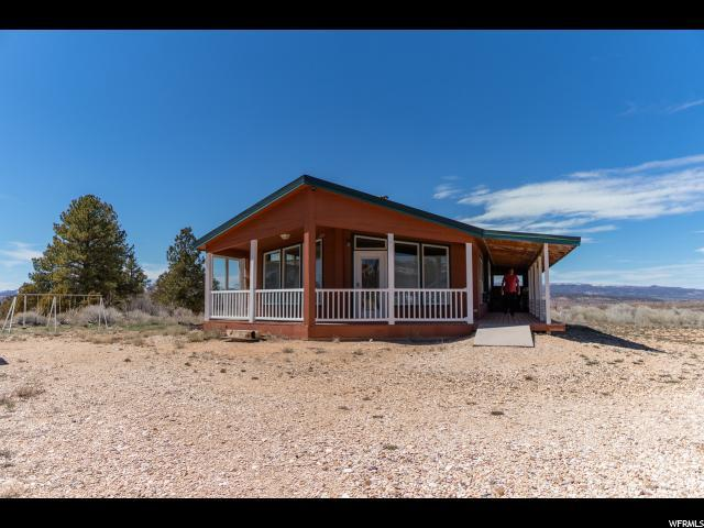 1980 Clay Creek Rd, Bryce, UT 84764 (#1599617) :: Red Sign Team