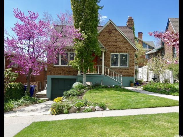 233 E St, Salt Lake City, UT 84103 (#1599683) :: Action Team Realty
