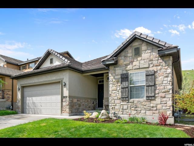 2037 E Brookings Dr, Draper, UT 84020 (#1599817) :: Bustos Real Estate | Keller Williams Utah Realtors