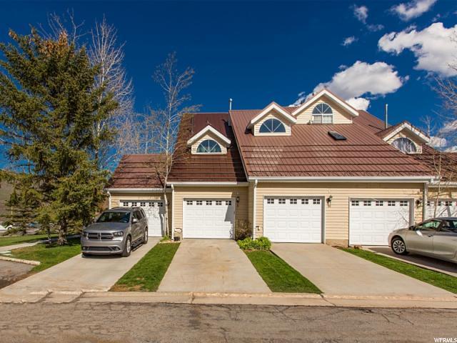 2935 W Wildflower Ct #31, Park City, UT 84098 (MLS #1599950) :: High Country Properties