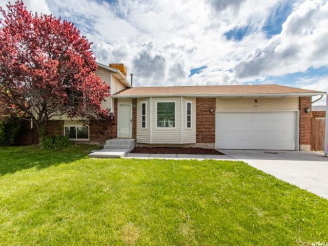 3041 S Hadley Ct, Salt Lake City, UT 84128 (#1599974) :: Keller Williams Legacy