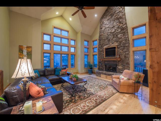 3624 Sunridge Dr Sr-16, Park City, UT 84098 (MLS #1599979) :: High Country Properties