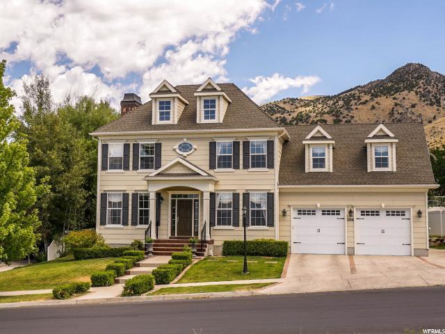 1156 S Forgotten Ln, Providence, UT 84332 (#1600012) :: Keller Williams Legacy