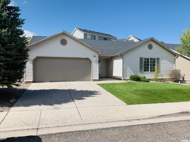 323 N Beacon Dr, Cedar City, UT 84720 (#1600113) :: Big Key Real Estate